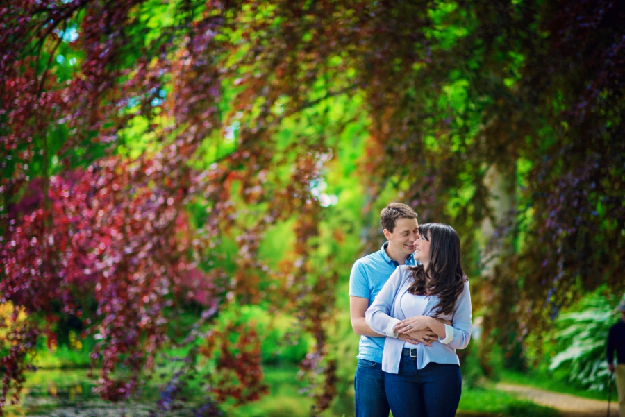 New Forest Wedding Photographer Engagement Session - Mike & Becki - Photography By Vicki_0016