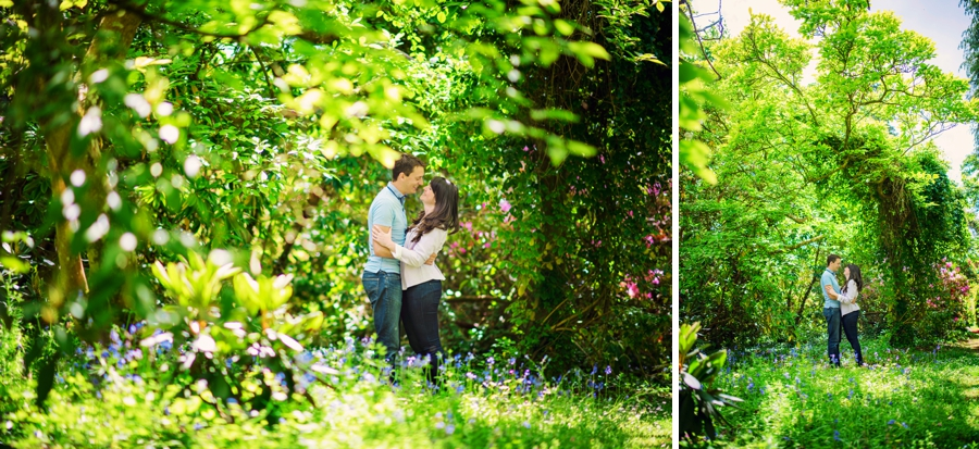 New Forest Wedding Photographer Engagement Session - Mike & Becki - Photography By Vicki_0022