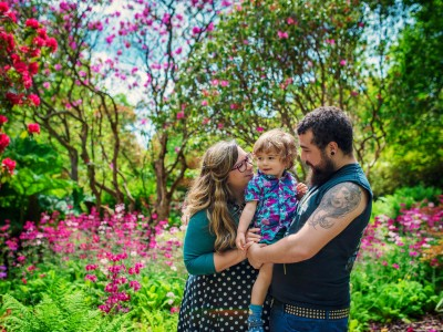 Hooper Family | Furzey Gardens | Hampshire Family Photographer
