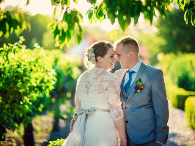 Adam + Corinna | Secret Garden Wedding Photographer