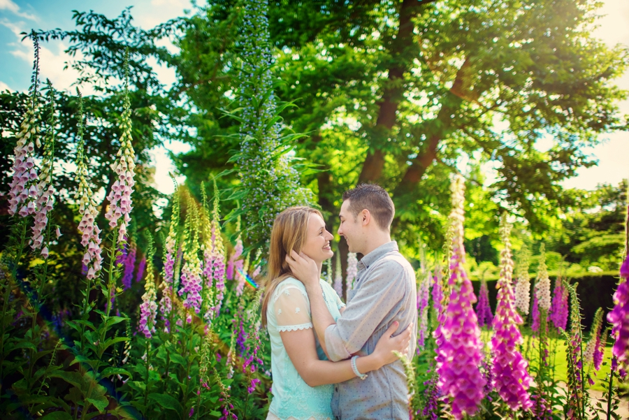 Nymans Wedding Photographer Engagement Session Andy and Rosanna Photography by Vicki_0043