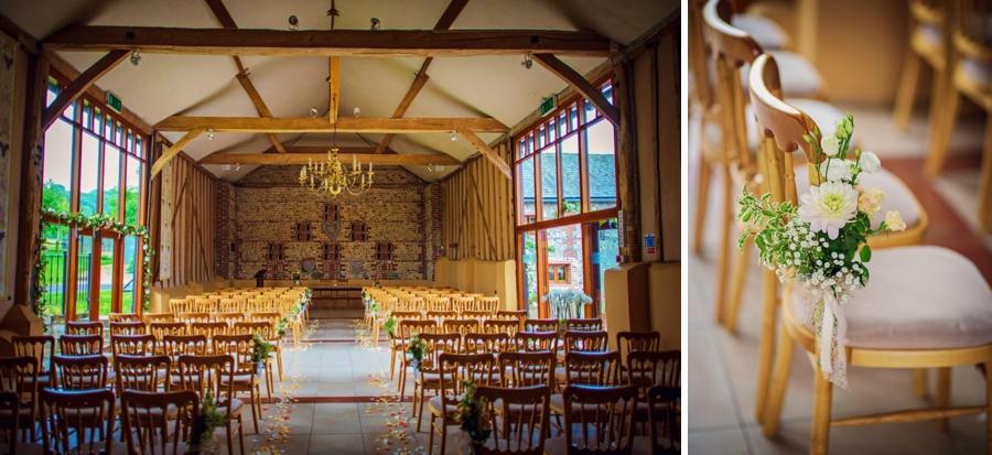 Upwaltham Barns Wedding Photography Harry and Philippa Photography by Vicki_0011