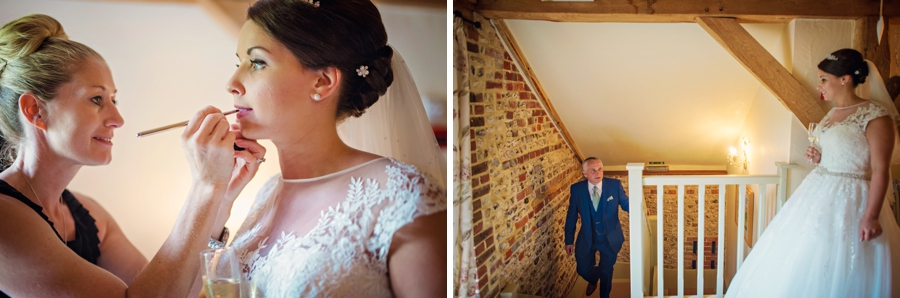 Upwaltham Barns Wedding Photography Harry and Philippa Photography by Vicki_0030