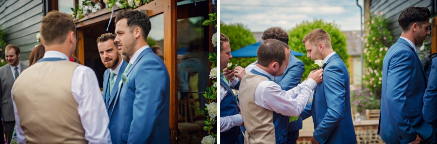 Upwaltham Barns Wedding Photography Harry and Philippa Photography by Vicki_0032