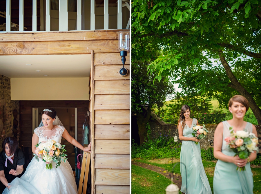Upwaltham Barns Wedding Photography Harry and Philippa Photography by Vicki_0033