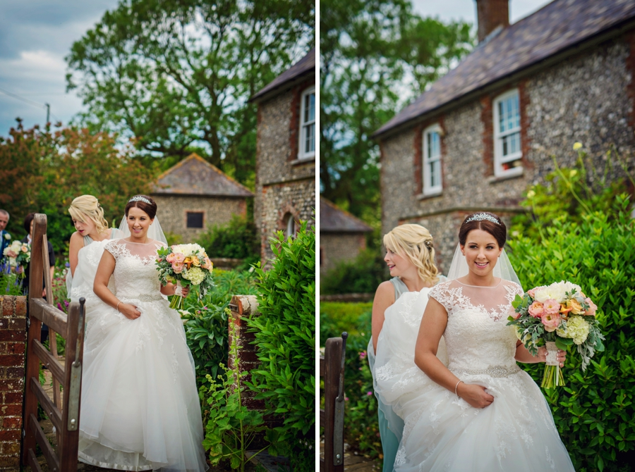 Upwaltham Barns Wedding Photography Harry and Philippa Photography by Vicki_0035