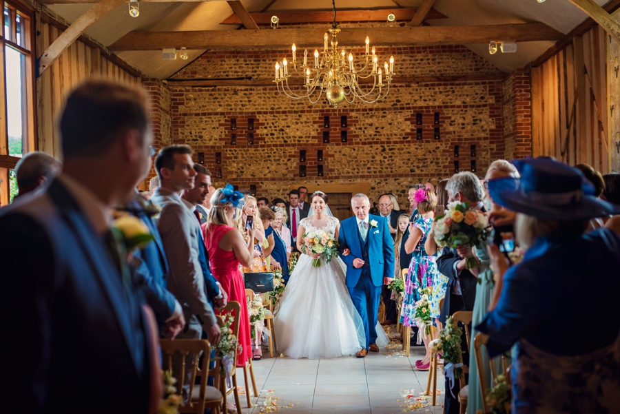Upwaltham Barns Wedding Photography Harry and Philippa Photography by Vicki_0038