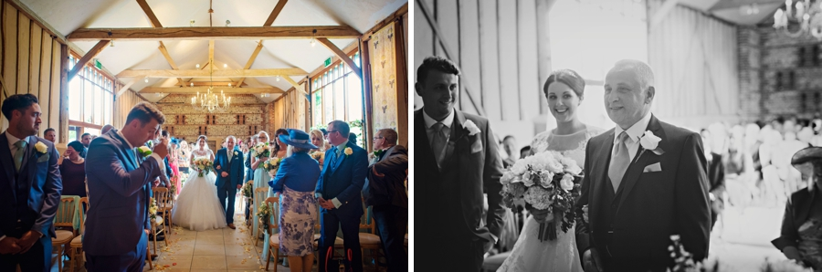 Upwaltham Barns Wedding Photography Harry and Philippa Photography by Vicki_0039