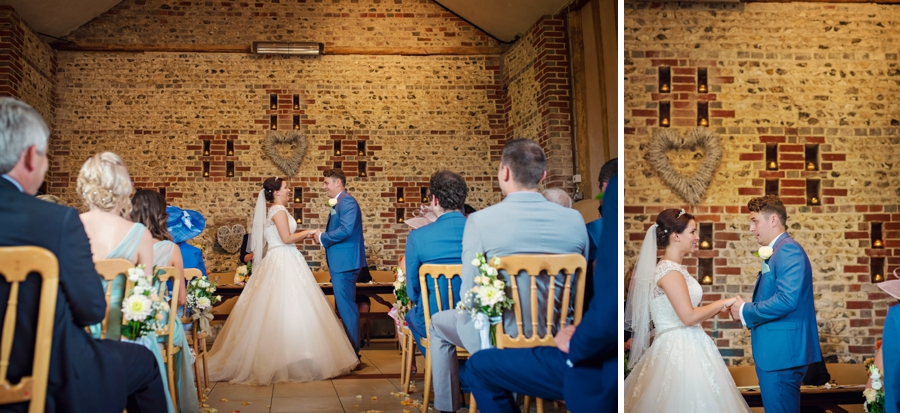 Upwaltham Barns Wedding Photography Harry and Philippa Photography by Vicki_0042