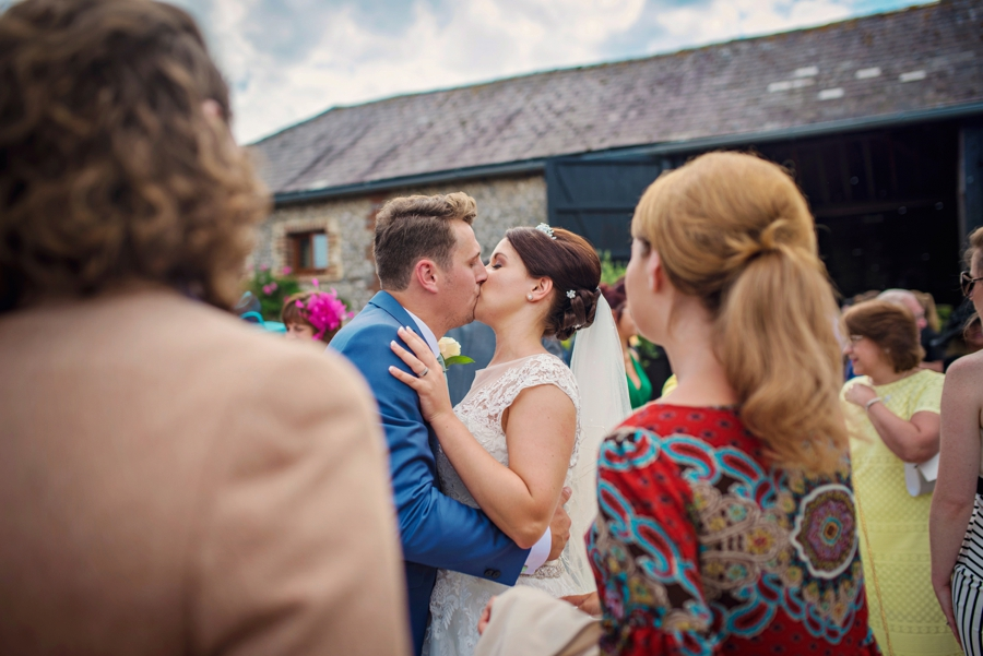 Upwaltham Barns Wedding Photography Harry and Philippa Photography by Vicki_0049