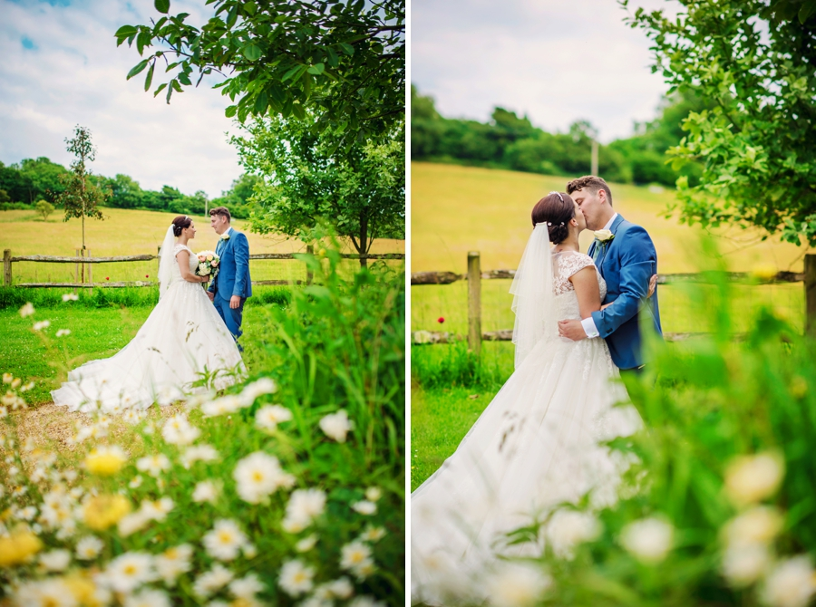Upwaltham Barns Wedding Photography Harry and Philippa Photography by Vicki_0058