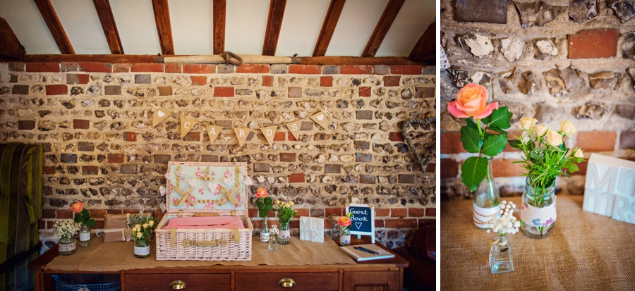Upwaltham Barns Wedding Photography Harry and Philippa Photography by Vicki_0068