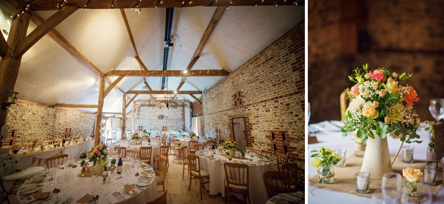 Upwaltham Barns Wedding Photography Harry and Philippa Photography by Vicki_0072