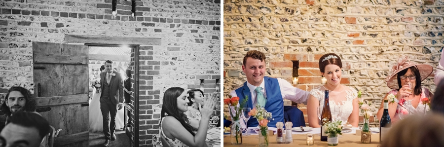 Upwaltham Barns Wedding Photography Harry and Philippa Photography by Vicki_0075