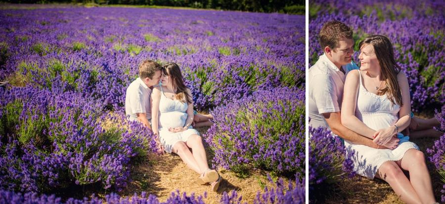 Pregnancy Photographer Mayfeilds Lavender Fields Maternity Session - Ben & Charlotte - Photography by Vicki_0004