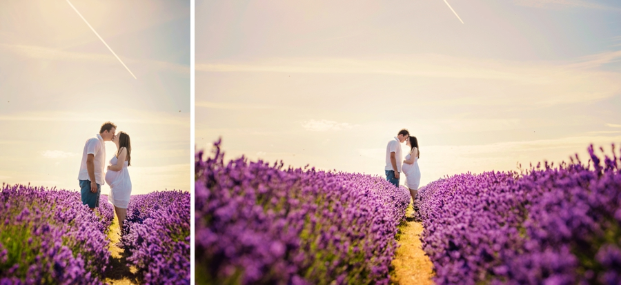 Pregnancy Photographer Mayfeilds Lavender Fields Maternity Session - Ben & Charlotte - Photography by Vicki_0009