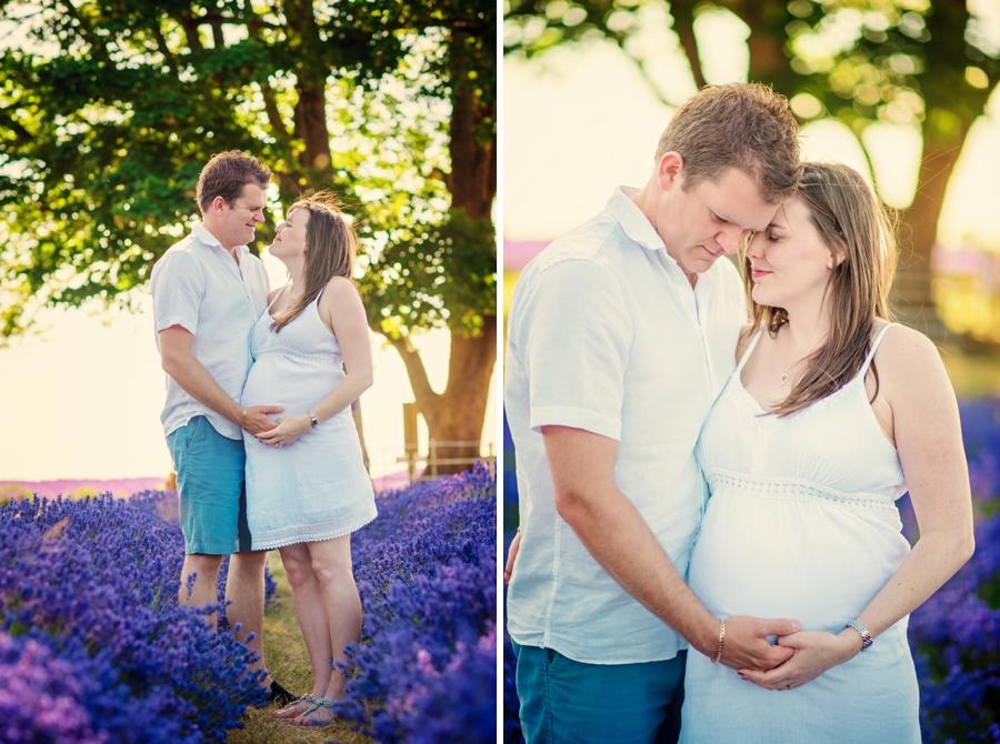 Pregnancy Photographer Mayfeilds Lavender Fields Maternity Session - Ben & Charlotte - Photography by Vicki_0012