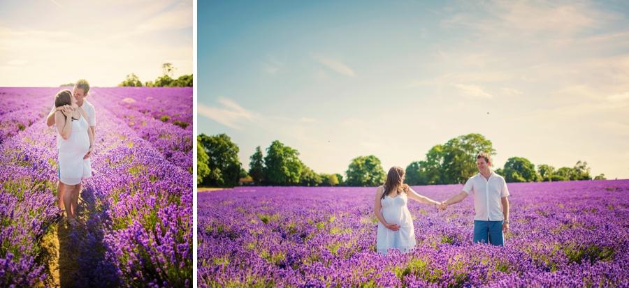Pregnancy Photographer Mayfeilds Lavender Fields Maternity Session - Ben & Charlotte - Photography by Vicki_0018