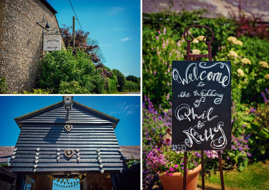 Upwaltham Barns Wedding Photography - Phil & Netty - Photography by Vicki_0006
