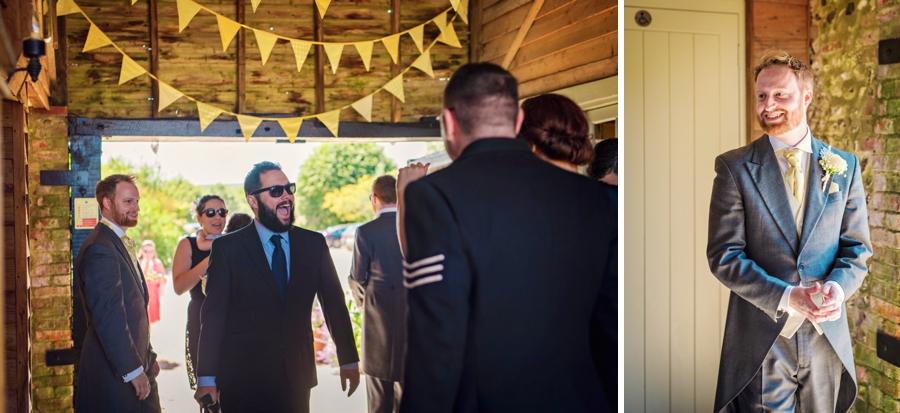 Upwaltham Barns Wedding Photography - Phil & Netty - Photography by Vicki_0020