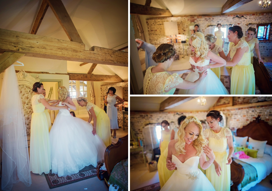 Upwaltham Barns Wedding Photography - Phil & Netty - Photography by Vicki_0021