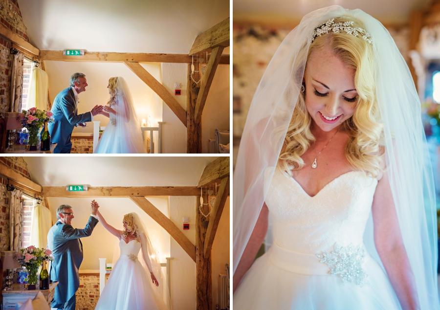 Upwaltham Barns Wedding Photography - Phil & Netty - Photography by Vicki_0024