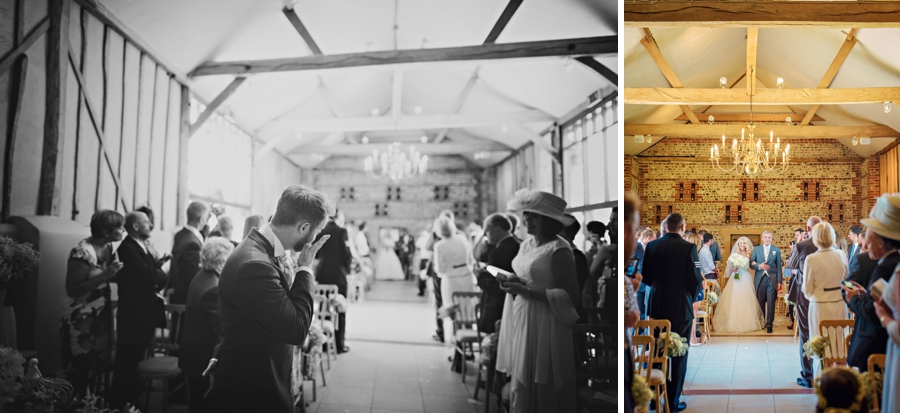 Upwaltham Barns Wedding Photography - Phil & Netty - Photography by Vicki_0032