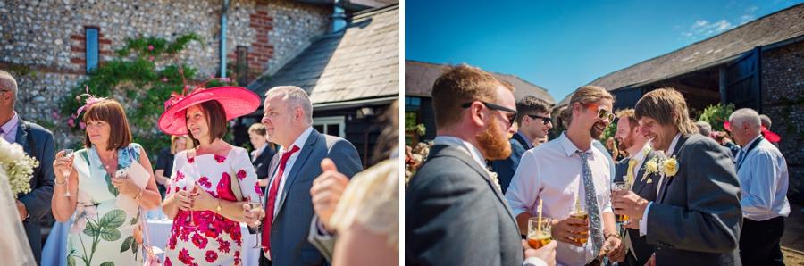 Upwaltham Barns Wedding Photography - Phil & Netty - Photography by Vicki_0043