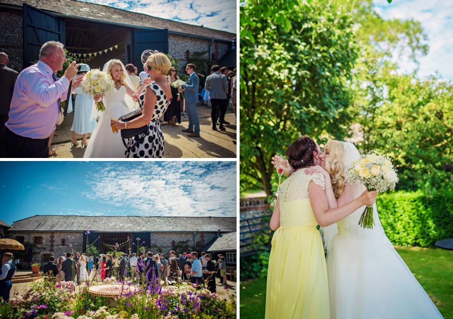 Upwaltham Barns Wedding Photography - Phil & Netty - Photography by Vicki_0048