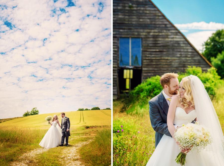 Upwaltham Barns Wedding Photography - Phil & Netty - Photography by Vicki_0058