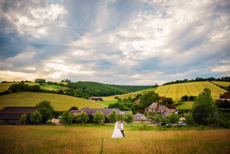 Upwaltham Barns Wedding Photography - Phil & Netty - Photography by Vicki_0085