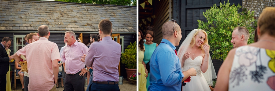 Upwaltham Barns Wedding Photography - Phil & Netty - Photography by Vicki_0091