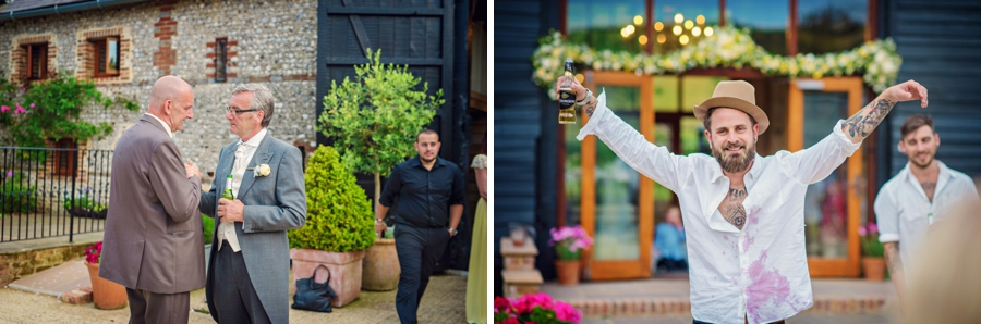 Upwaltham Barns Wedding Photography - Phil & Netty - Photography by Vicki_0092