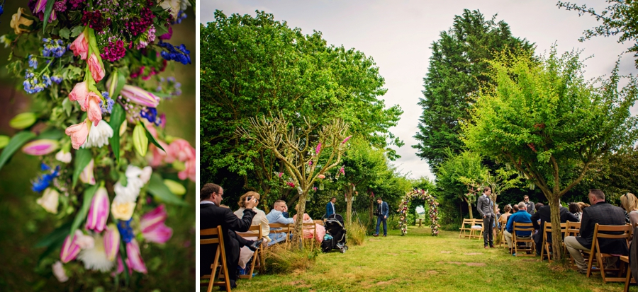 Shropshire Lavender Farm Outdoor Wedding Photographer - Tom & Leona - Photography by Vicki_0022