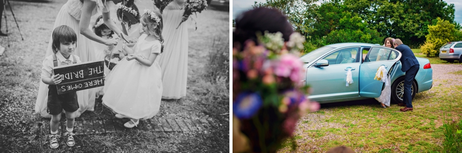 Shropshire Lavender Farm Outdoor Wedding Photographer - Tom & Leona - Photography by Vicki_0025