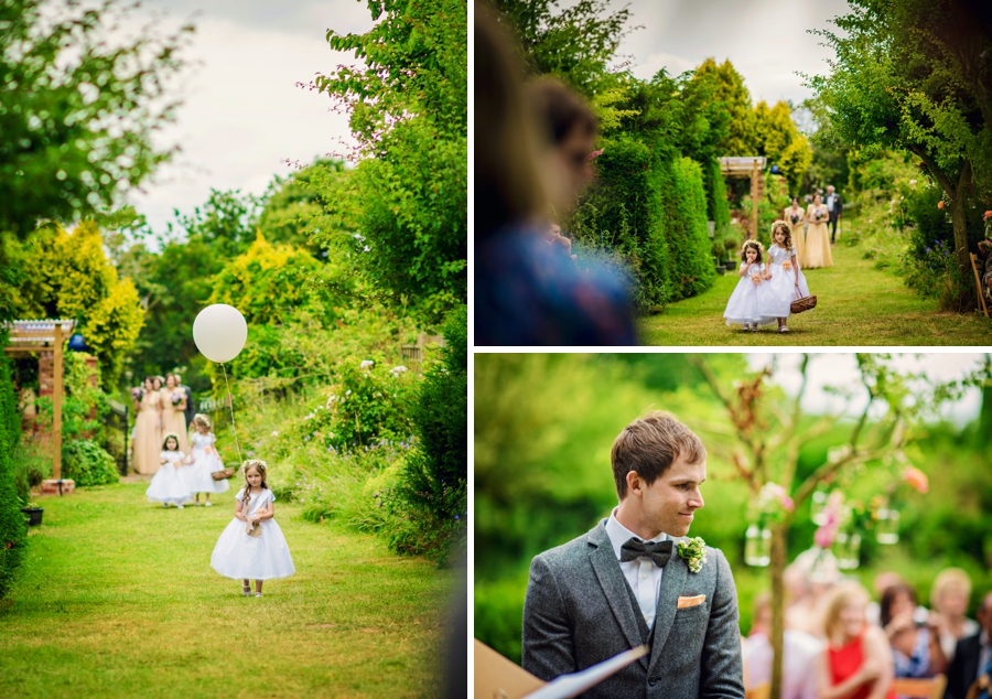 Shropshire Lavender Farm Outdoor Wedding Photographer - Tom & Leona - Photography by Vicki_0027