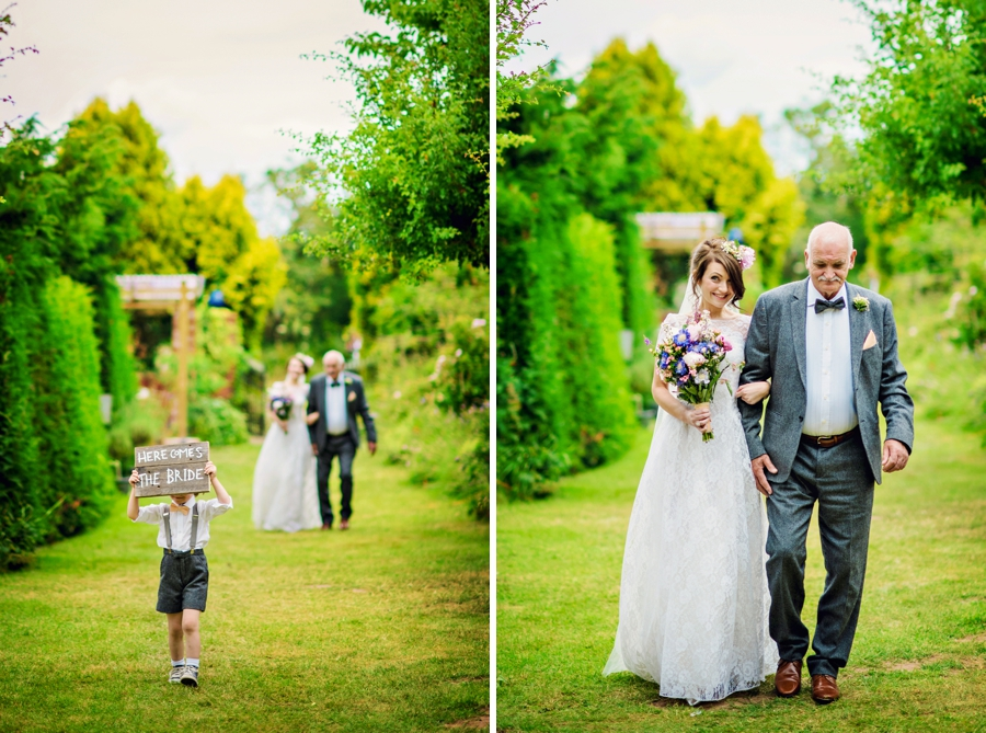 Shropshire Lavender Farm Outdoor Wedding Photographer - Tom & Leona - Photography by Vicki_0030