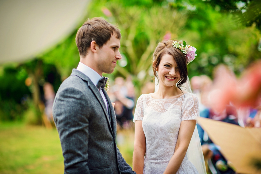 Shropshire Lavender Farm Outdoor Wedding Photographer - Tom & Leona - Photography by Vicki_0034