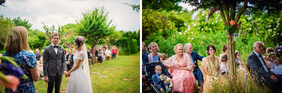 Shropshire Lavender Farm Outdoor Wedding Photographer - Tom & Leona - Photography by Vicki_0035
