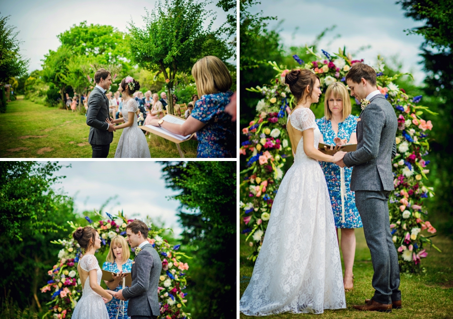 Shropshire Lavender Farm Outdoor Wedding Photographer - Tom & Leona - Photography by Vicki_0042