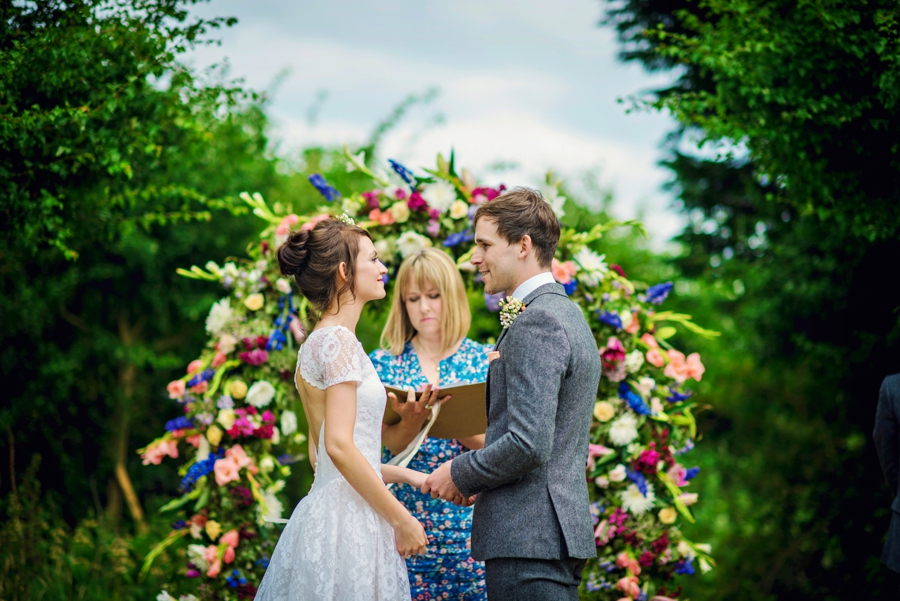 Shropshire Lavender Farm Outdoor Wedding Photographer - Tom & Leona - Photography by Vicki_0043