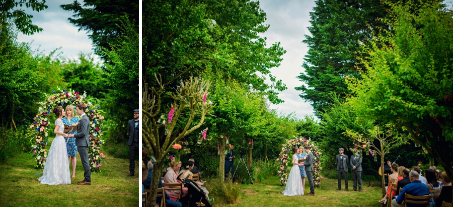 Shropshire Lavender Farm Outdoor Wedding Photographer - Tom & Leona - Photography by Vicki_0044