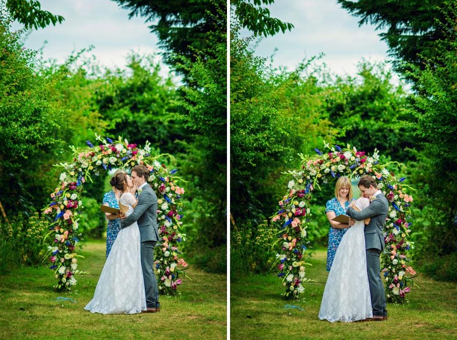 Shropshire Lavender Farm Outdoor Wedding Photographer - Tom & Leona - Photography by Vicki_0045