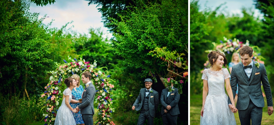 Shropshire Lavender Farm Outdoor Wedding Photographer - Tom & Leona - Photography by Vicki_0046