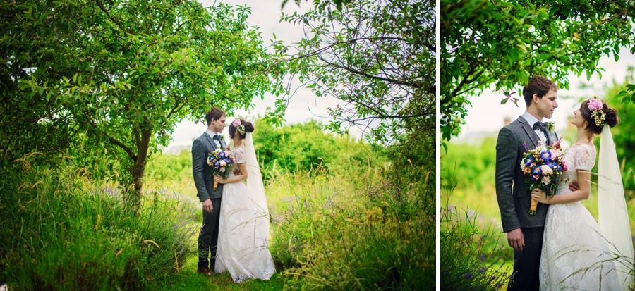 Shropshire Lavender Farm Wedding Photographer - Tom & Leona - Photography by Vicki_0068
