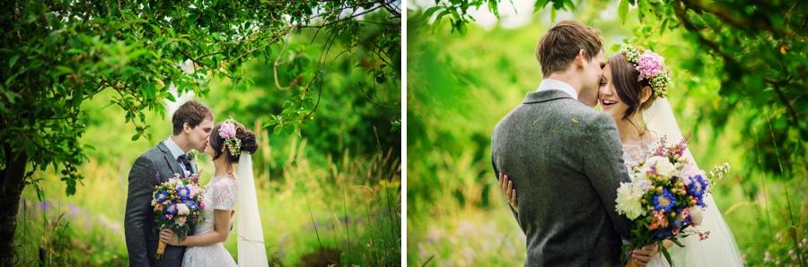 Shropshire Lavender Farm Wedding Photographer - Tom & Leona - Photography by Vicki_0070