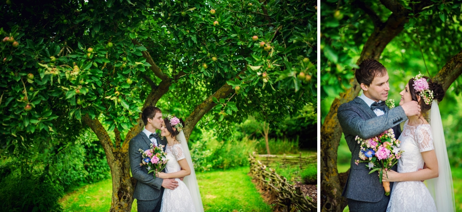 Shropshire Lavender Farm Wedding Photographer - Tom & Leona - Photography by Vicki_0075