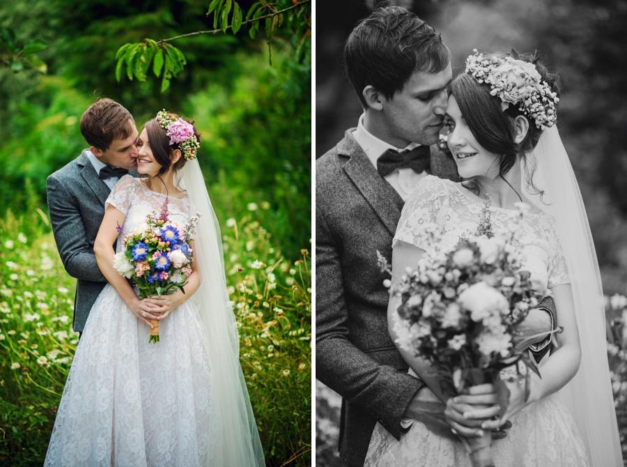 Shropshire Lavender Farm Wedding Photographer - Tom & Leona - Photography by Vicki_0076
