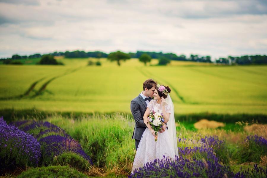 Shropshire Lavender Farm Wedding Photographer - Tom & Leona - Photography by Vicki_0078