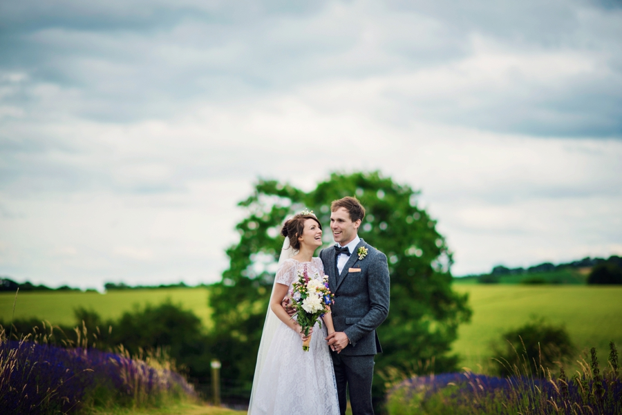 Shropshire Lavender Farm Wedding Photographer - Tom & Leona - Photography by Vicki_0080